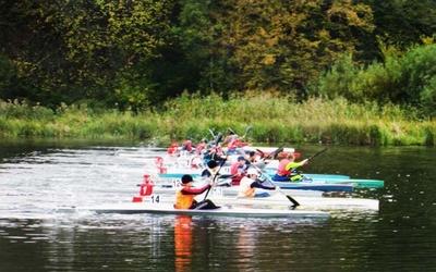 Тернопільські веслувальники відкрили сезон змагань