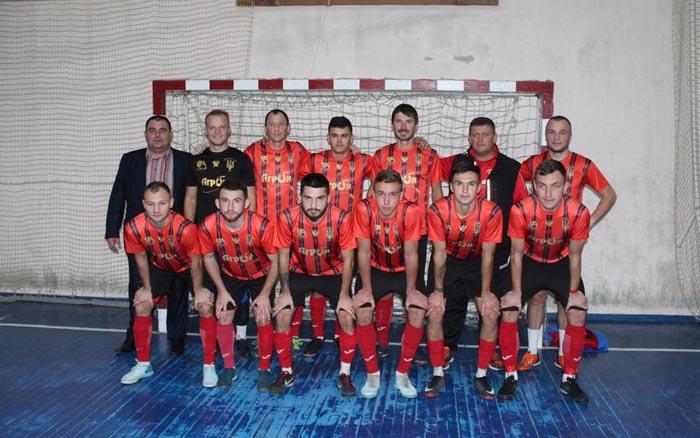 """""""Агрон"""" – переможець вищої футзальної ліги Тернопільщини!"""