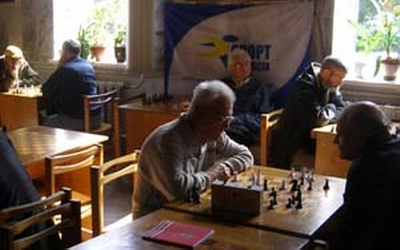Турніром із шахів та шашок Тернопіль доводив, що