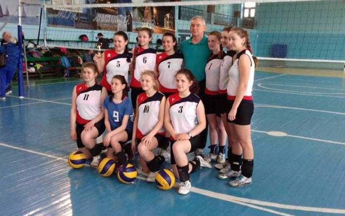 Тернополянки посіли четверте місце на чемпіонаті України з волейболу