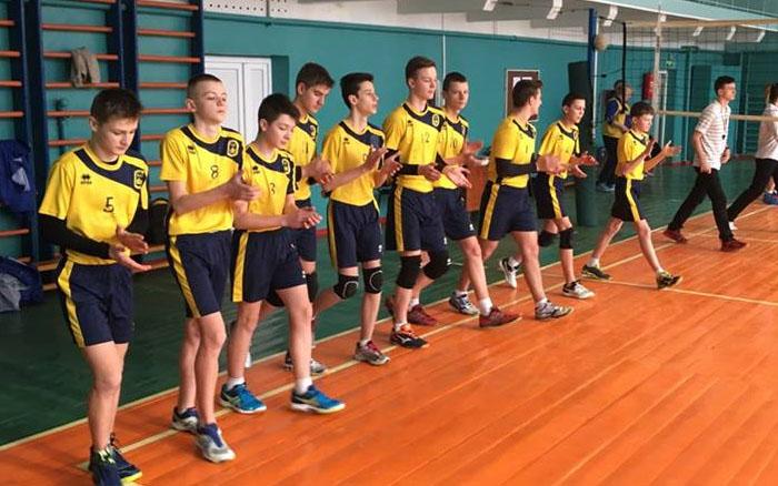 Тернопільські волейболісти срібні призери у ІІІ-му турі Чепіонату України