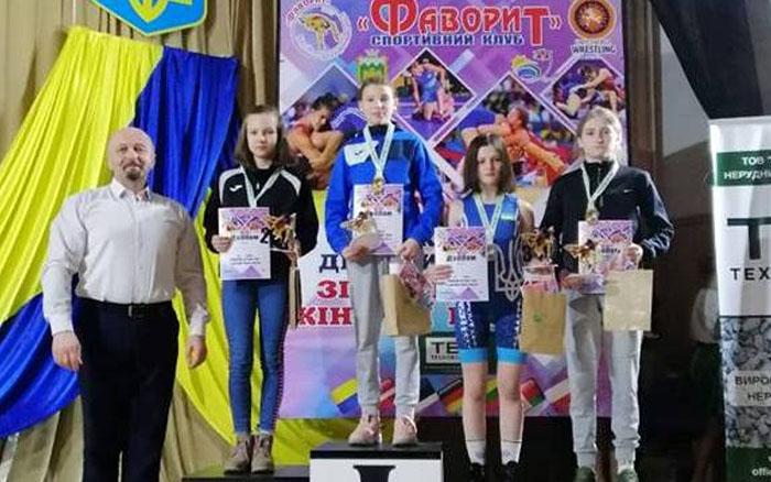 Сестри Кондратенко знову переможниці на сильнішому турнірі