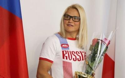 Екс-тернополянку, яка втекла під прапори Росії, не взяли на Олімпіаду в Ріо