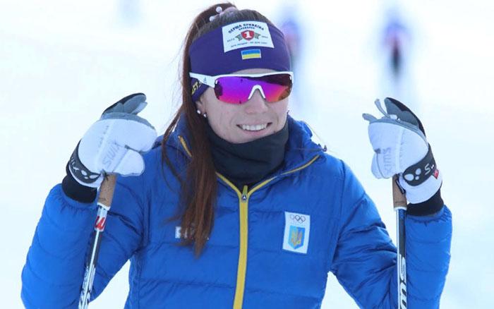 Тернопільська біатлоністка виходить заміж за лідера збірної Росії