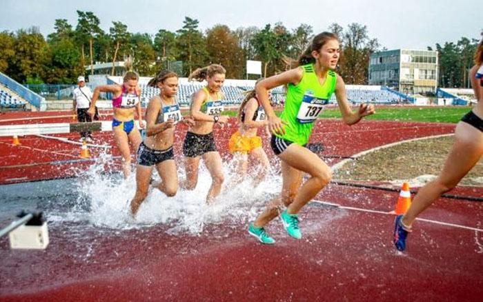 Чергові здобутки тернопільських легкоатлетів на всеукраїнських стартах