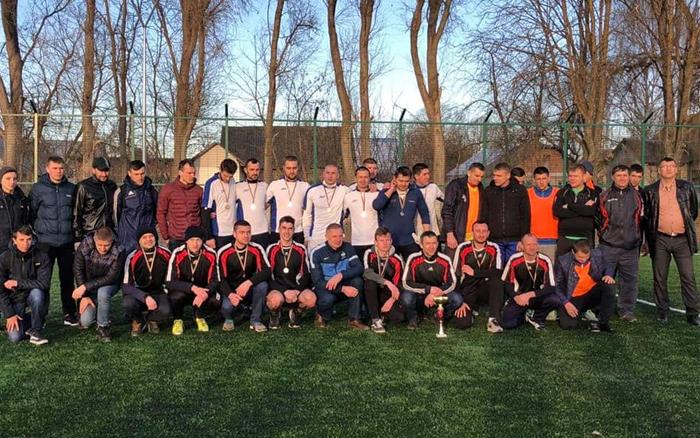 Команда з Гусятина вдруге стала переможцем міжобласної Ліги призерів!