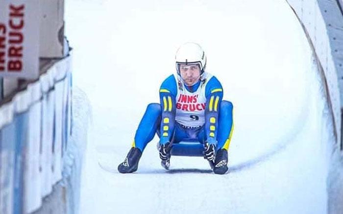 Кременецькі саночники виступили на етапі Кубка світу із санного спорту в Австрії