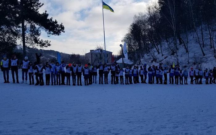 В Кременці провели чемпіонат України зі стрибків на лижах з трампліна та лижного двоборства