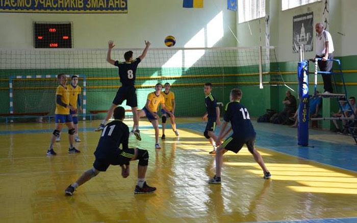 У Теребовлянській громаді відбувся ІІІ традиційний Всеукраїнський турнір з волейболу