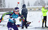 Мандзин став 20-м в індивідуальній гонці на чемпіонаті світу серед юнаків