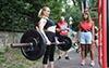 У Тернополі відбувся аматорський турнір з CrossFit - Beach Games Battle