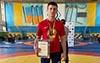 Демкович Андрій з Тернопільщини виборов призове місце на чемпіонаті України з вільної боротьби