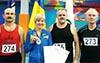 Тернопільські легкоатлети завоювали дев'ять медалей на чемпіонаті України серед ветеранів