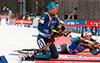 Меркушина проведе естафету на четвертому етапі Кубка світу