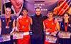 Четверо тернопільських спортсменів зайняли призові місця на міжнародному турнірі з боксу