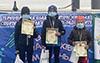 Юні спортсмени Тернопільщини змагалися на чемпіонаті з лижних гонок на лижоролерах