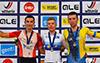 Владислав Щербань став бронзовим призером чемпіонату Європи з велотреку