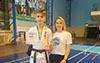 Тарас Якимець став срібним призером Відкритого чемпіонату Закарпатської області з Кіокушин БуДо Карате
