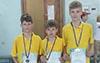 """Юні тенісисти Тернопільського """"Інваспорту"""" привезли повний комплект нагород із Одеси"""