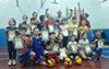 В Тернополі відбувся чемпіонат області з волейболу серед молоді з порушеннями слуху